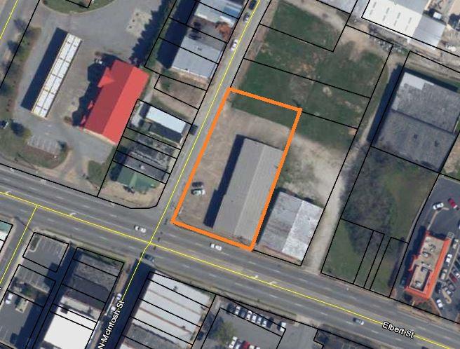 Elberton, GA – Properties Available For Online Bidding Oct. 5, 2016