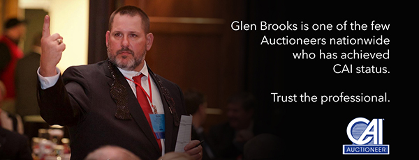 Glen Brooks Earns the CAI Designation