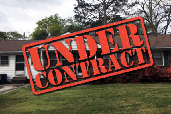 Under Contract- 413 Azalea Drive