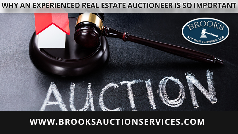 Why an Experienced Real Estate Auctioneer is So Important