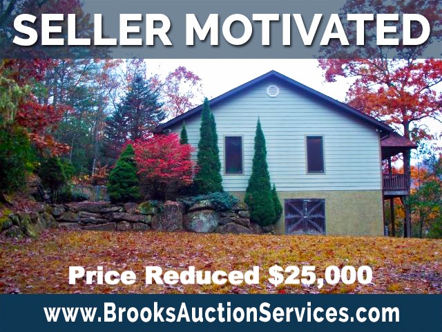 Mountain Getaway - Price Reduced $25,000 | Real Estate Auctioneer I